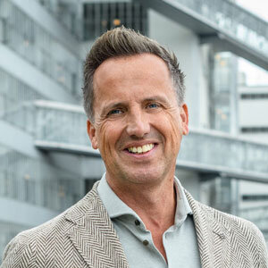 Ron van der Kleij - co-founder KVL Bringing analytics to the people